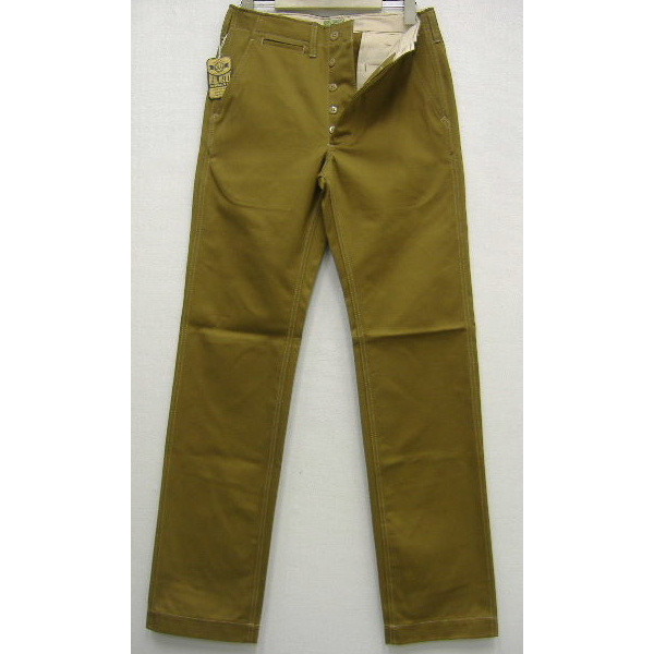 THE REAL McCOY'S(ザ・リアルマッコイズ)COTTON TROUSERS[BLUE SEAL] 1