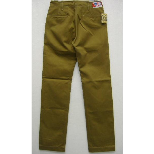 THE REAL McCOY'S(ザ・リアルマッコイズ)COTTON TROUSERS[BLUE SEAL] 2