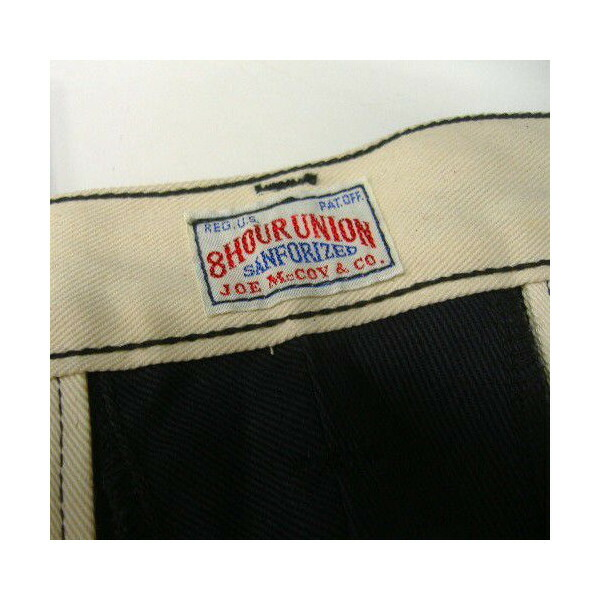 JOE McCOY [8HOUR UNION/WORK TROUSERS] 5
