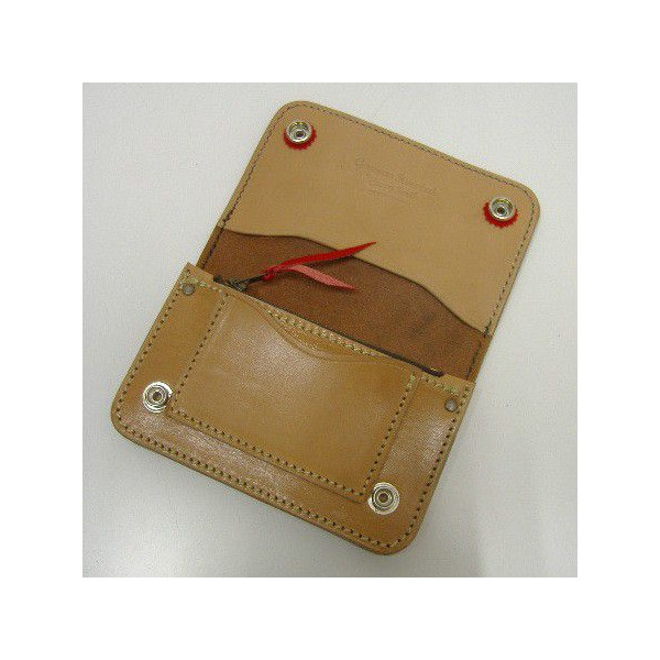 LARRY-SMITH Truckers Wallet [Short Type]  2