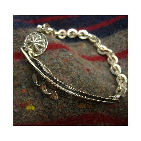 Silver Jewelry [Kazekiri Chain Bracelet] 1