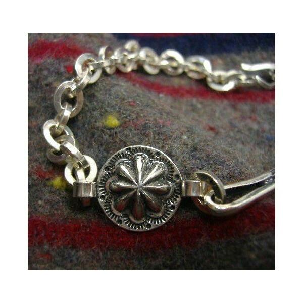 Silver Jewelry [Kazekiri Chain Bracelet] 3
