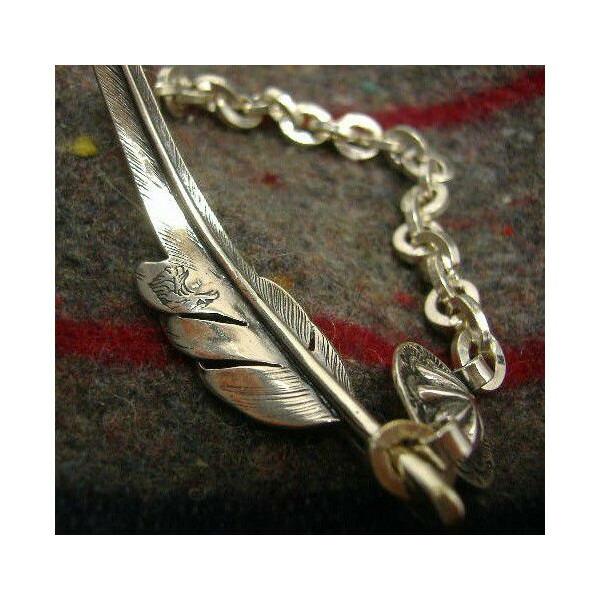 Silver Jewelry [Kazekiri Chain Bracelet] 4