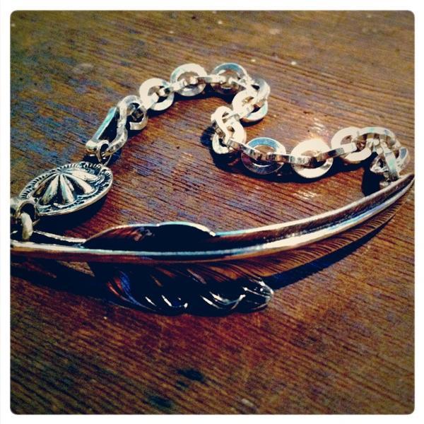 Silver Jewelry [Kazekiri Chain Bracelet] 7