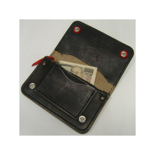 LARRY-SMITH Truckers Wallet [Short Type]  4