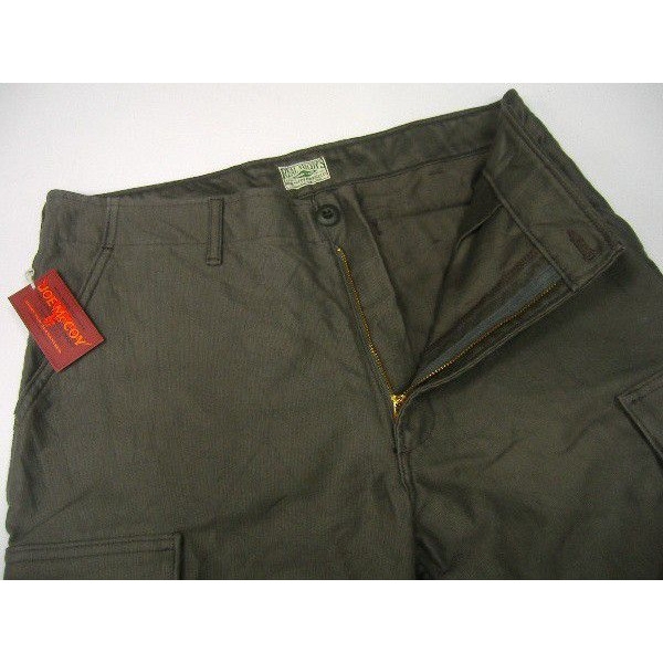 JOE McCOY [CARGO TROUSERS/BLUE SEAL Lot.766] 3
