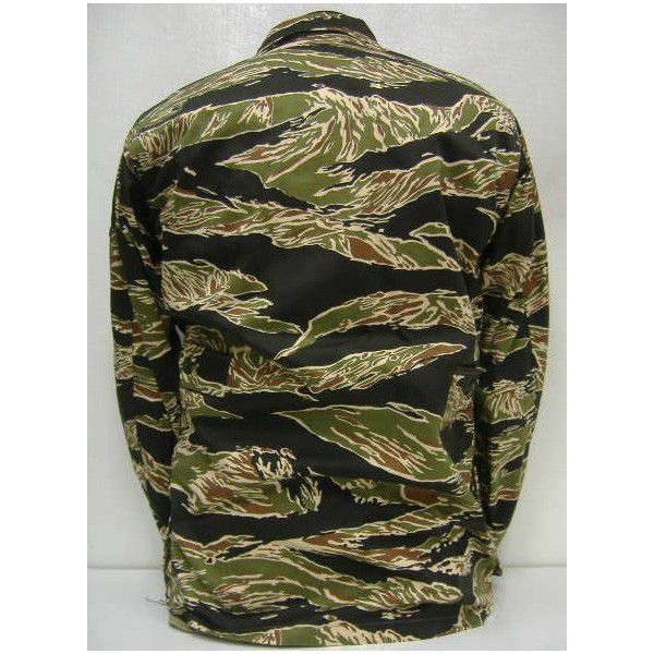 The REAL McCOY'S [TIGER ADS FATIGUE JACKET] 2
