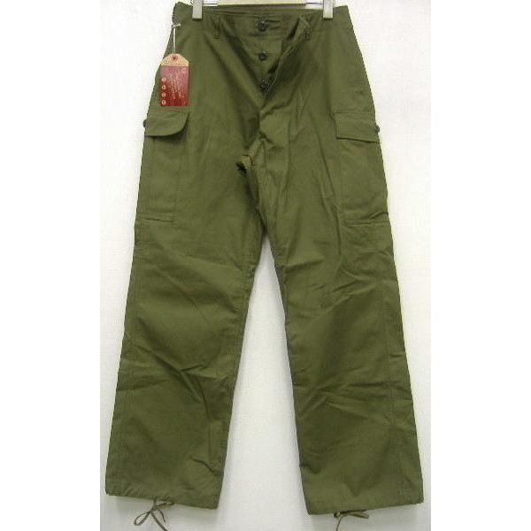 The REAL McCOY'S [JUNGLE FATIGUES 1st] 1
