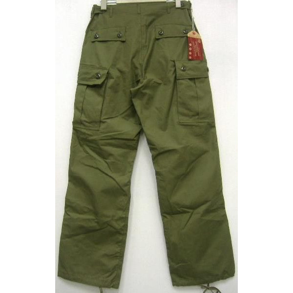 The REAL McCOY'S [JUNGLE FATIGUES 1st] 2