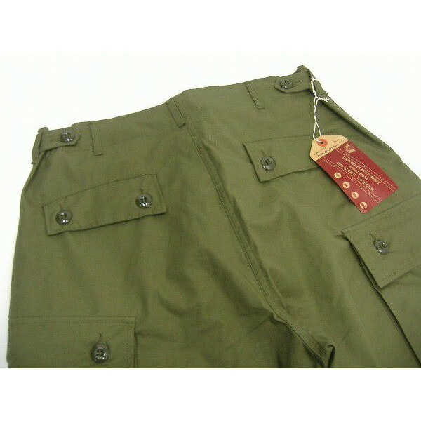The REAL McCOY'S [JUNGLE FATIGUES 1st] 4
