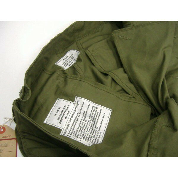 The REAL McCOY'S [JUNGLE FATIGUES 1st] 5