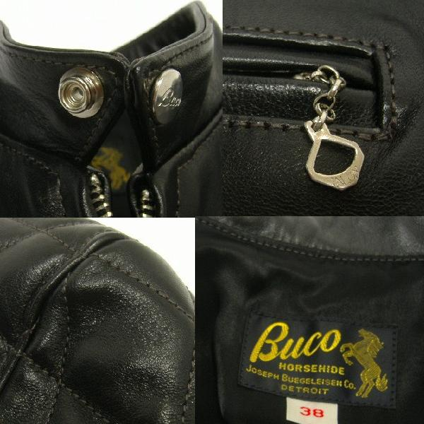 The REAL McCOY'S BUCO [J-100 JACKET/PADDED] 7