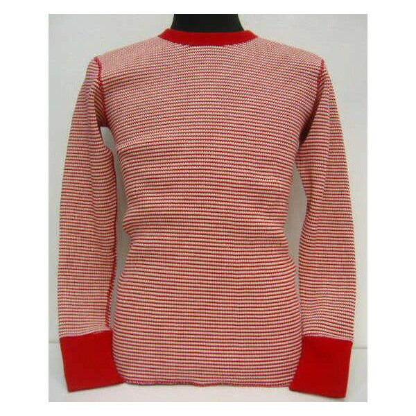 JOE McCOY [Thermal Shirts Long Sleeve]  1