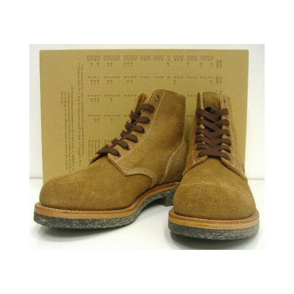 The REAL McCOY'S [FIELD SHOES N-1] 1