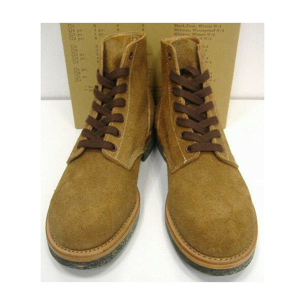 The REAL McCOY'S [FIELD SHOES N-1] 2