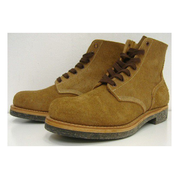 The REAL McCOY'S [FIELD SHOES N-1] 3