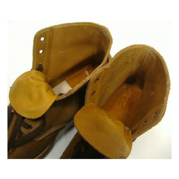 The REAL McCOY'S [FIELD SHOES N-1] 4
