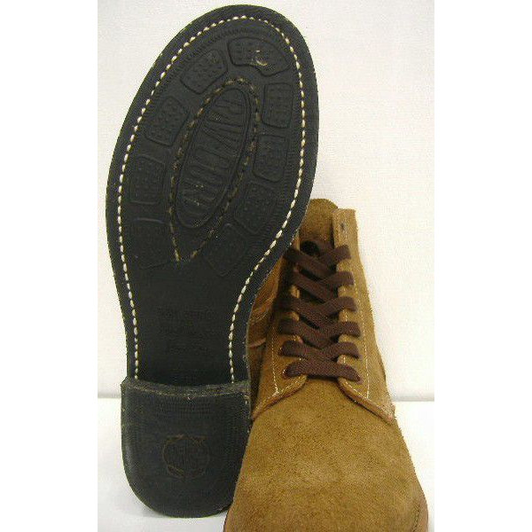 The REAL McCOY'S [FIELD SHOES N-1] 6