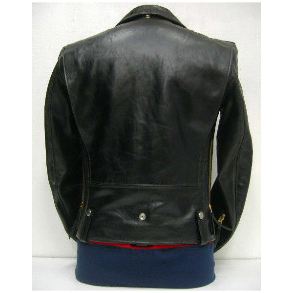 The REAL McCOY'S BUCO [J-24 JACKET/Black Quilting] 2
