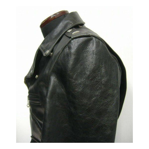 The REAL McCOY'S BUCO [J-24 JACKET/Black Quilting] 4