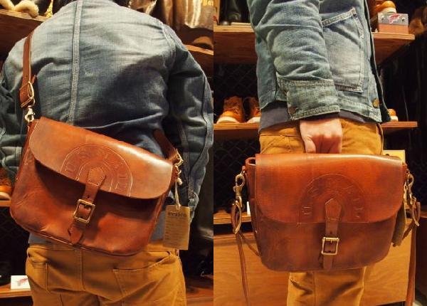 Vasco [U.S.MAIL Shoulder Bag/Leather Postman Mini] 8