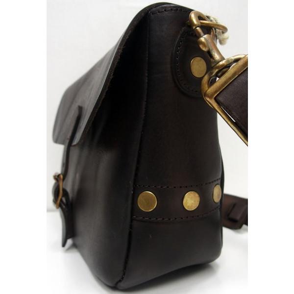 Vasco [U.S.MAIL Shoulder Bag/Leather Postman Mini] 3