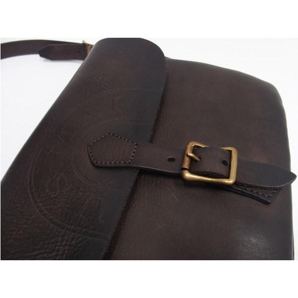 Vasco [U.S.MAIL Shoulder Bag/Leather Postman Mini] 4