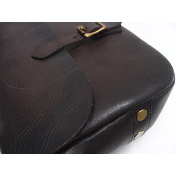 Vasco [U.S.MAIL Shoulder Bag/Leather Postman Mini] 5