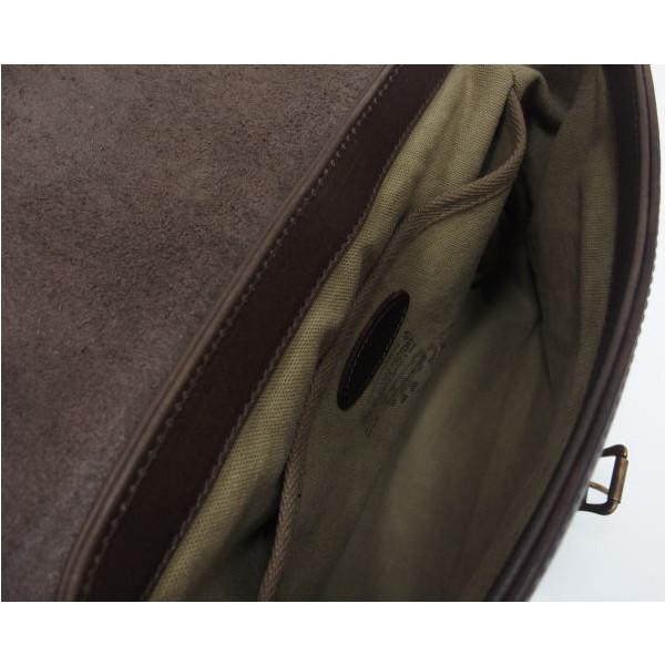 Vasco [U.S.MAIL Shoulder Bag/Leather Postman Mini] 6