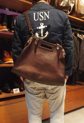 Vasco [Original Leather City Mail Bag] 8