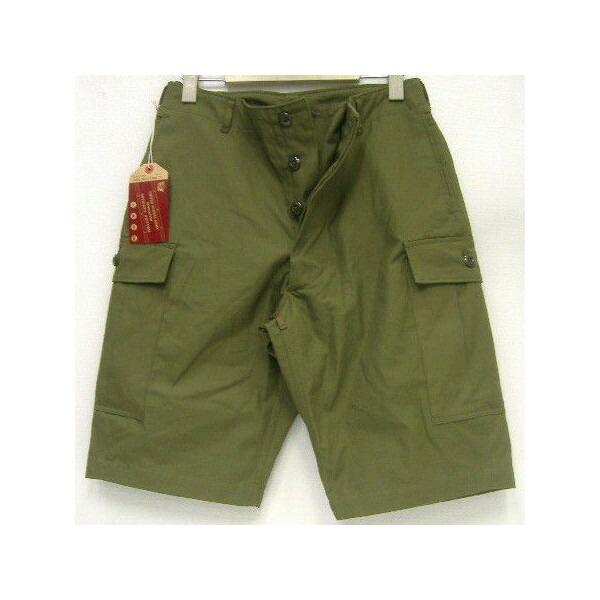 TheREALMcCOY'SMilitary Short Pants [JUNGLE FATIGUES 1st/SHORTS] 1