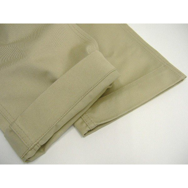 The REAL McCOY'S [KHAKI TROUSERS/41' KHAKI-H.B.T.]  6
