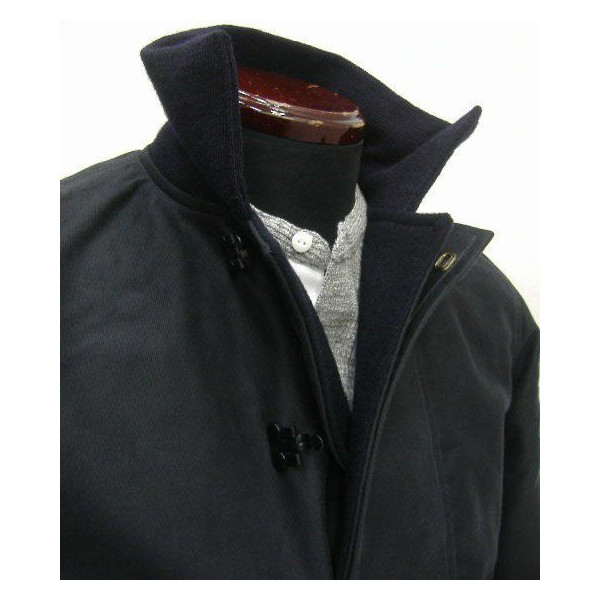 The REAL McCOY'S Military Jacket [BLUE COLD WEATHER JACKET] 2