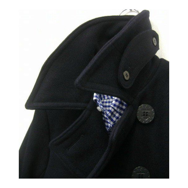 THE REAL McCOY'S [U.S.NAVY REA COAT] 3