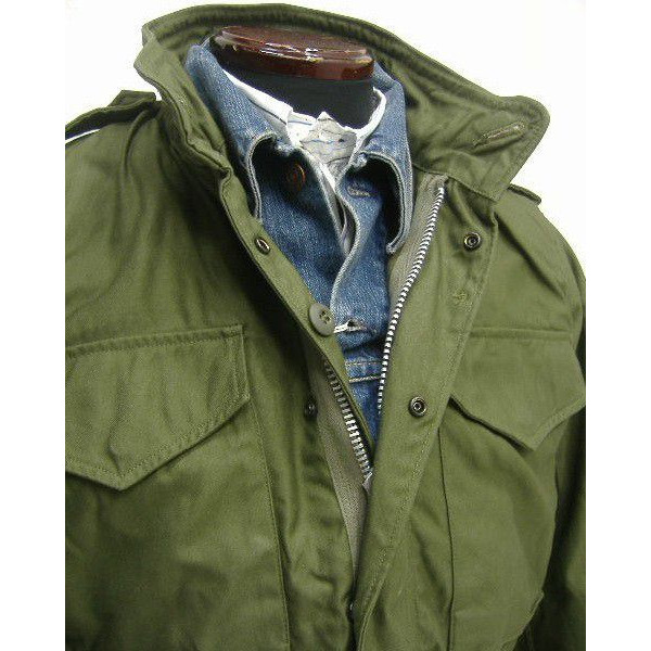 THE REAL McCOY'S [M-65 FIELD JACKET] 2