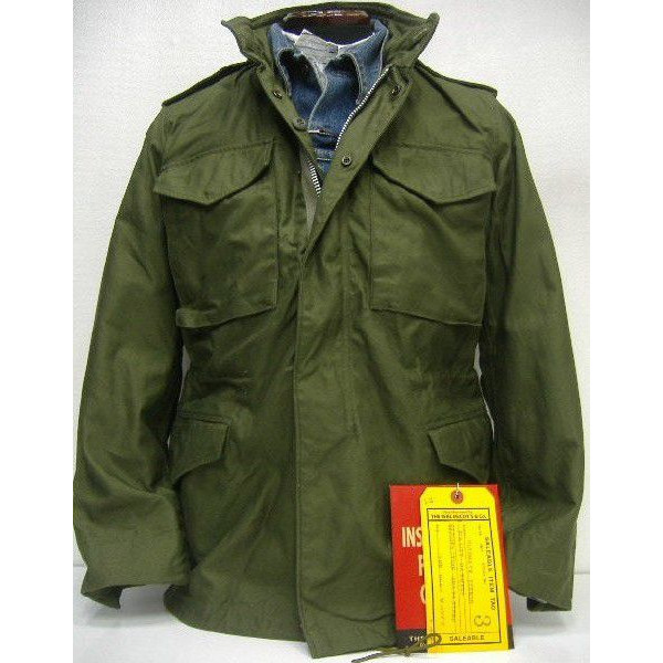 THE REAL McCOY'S [M-65 FIELD JACKET] 1