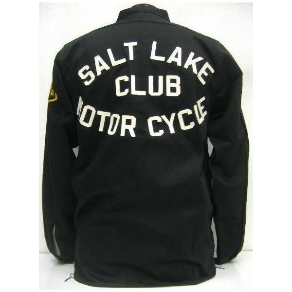 BUCO [CLUB SHIRT/SALT LAKE M.C.] 2