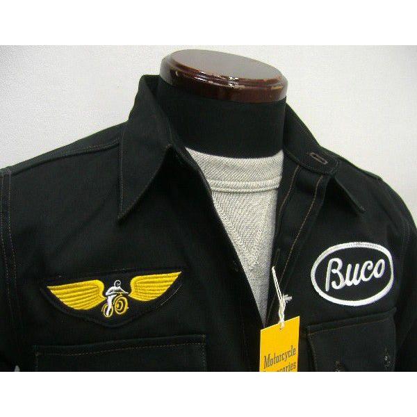 BUCO [CLUB SHIRT/SALT LAKE M.C.] 3