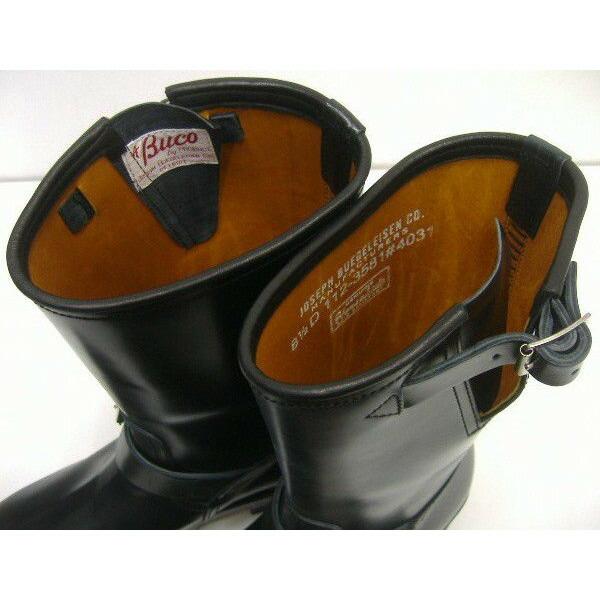 BUCO [HORSEHIDE ENGINEER BOOTS/BUTTOCK] 5