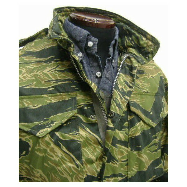 The REAL McCOY'S Military Jacket [M-65 FIELD JACKET/TADPOLE 2