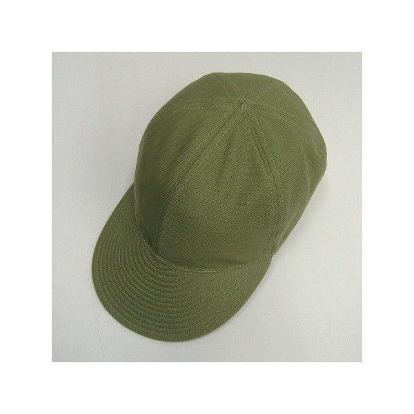 The REAL McCOY'S MILITARY CAP [A-3 CAP]  1