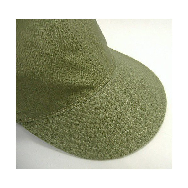The REAL McCOY'S MILITARY CAP [A-3 CAP]  2