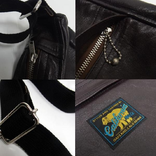 Rainbow Country [Leather Shoulder Bag] 7