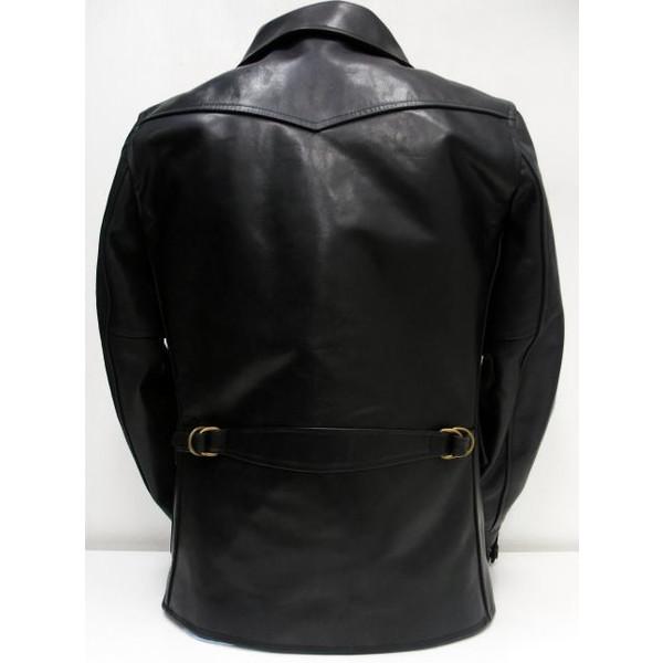 Y'2 Leather [HV Horse Car Coat] 2