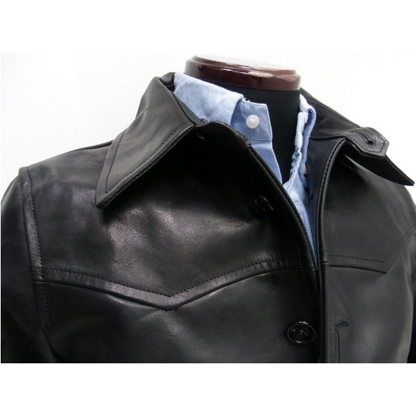 Y'2 Leather [HV Horse Car Coat] 3