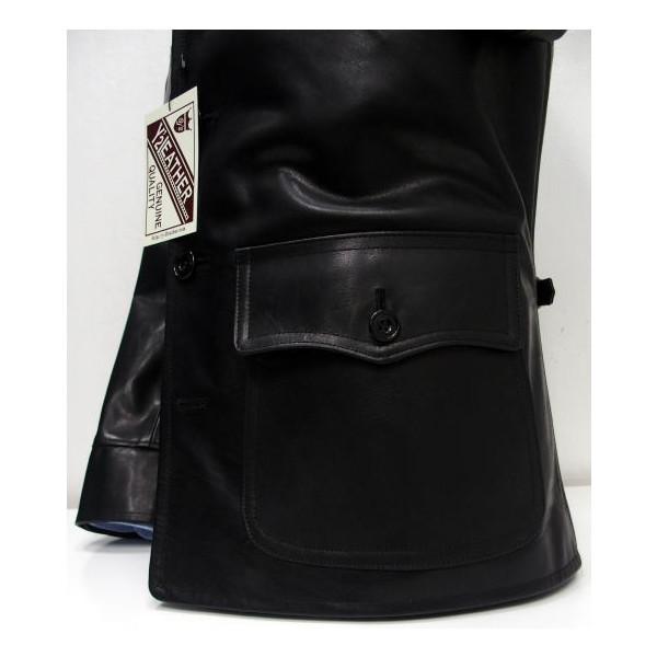 Y'2 Leather [HV Horse Car Coat] 4