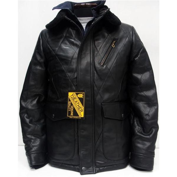 Y'2 Leather [Steer Oil Thinsulate Racing Jacket] 1