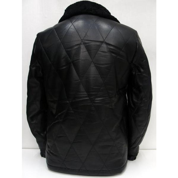 Y'2 Leather [Steer Oil Thinsulate Racing Jacket] 2