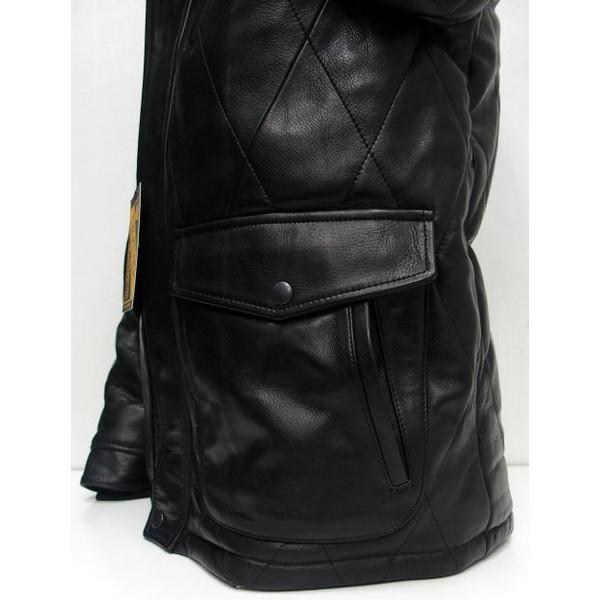 Y'2 Leather [Steer Oil Thinsulate Racing Jacket] 4
