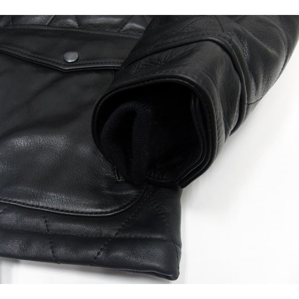 Y'2 Leather [Steer Oil Thinsulate Racing Jacket] 5